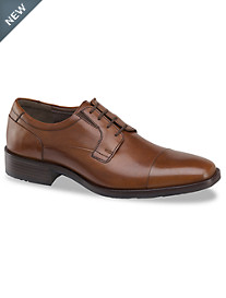 Johnston & Murphy® Lancaster Cap-Toe Oxfords