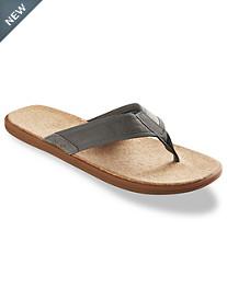 UGG® Seaside Leather Flip Flops