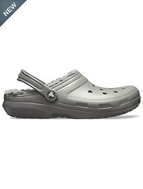 Crocs Classic Fuzz Lined Clogs