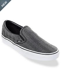 Vans Classic Herringbone Slip-Ons