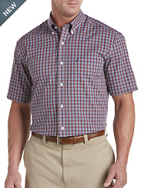 Nautica® Plaid Sport Shirt