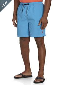 Nautica® Solid Swim Trunks