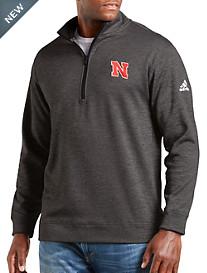 adidas® Collegiate 1/4-Zip Pullover