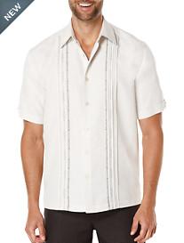 Cubavera® Pintucked Sport Shirt