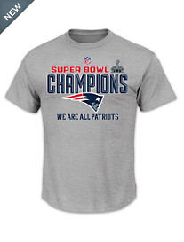Super Bowl Champions Locker Room Tee