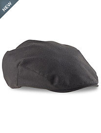 New York Glove Company Solid Ivy Driving Cap