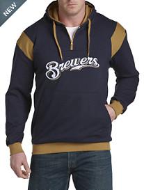 Majestic® MLB 1/4-Zip Hoodie