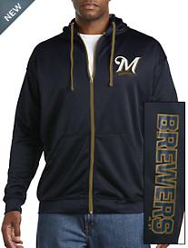 Majestic® MLB Full-Zip Hoodie