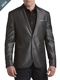 Perry Ellis® Charcoal Blazer