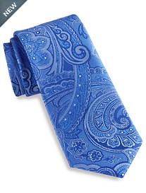 Geoffrey Beene® Glam Paisley Silk Tie