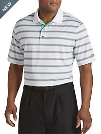 Reebok Golf Speedwick Stripe Polo