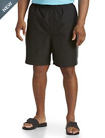 Harbor Bay® Stretch Insert Swim Trunks
