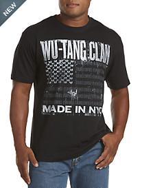 Wu Tang Made in NYC Graphic Tee