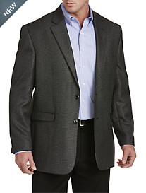 Oak Hill® Jacket Relaxer™ Houndstooth Sport Coat
