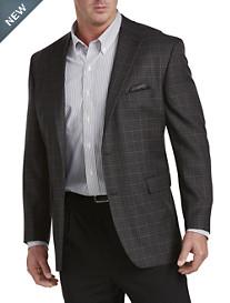 Oak Hill® Mini Check Sport Coat