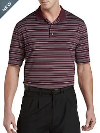 Reebok Summer Stripe Polo