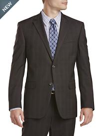 Geoffrey Beene® Tonal Plaid Suit Jacket