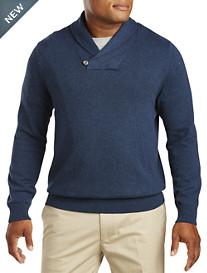 Nautica® Donegal Shawl-Collar Sweater