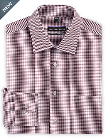 Geoffrey Beene® Gingham Dress Shirt