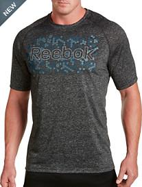 Reebok Performance Digital Print Graphic Tee