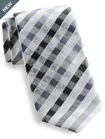 Geoffrey Beene® Hi/Low Stripe Tie
