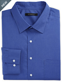 Synrgy™ Heathered Sateen Dress Shirt