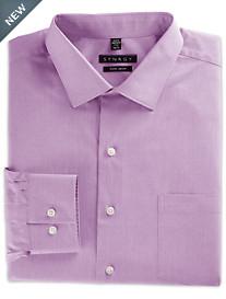 Synrgy™ Heathered Sateen Dress Shirt