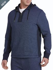 Nautica® 1/4-Zip Hooded Pullover