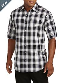 Synrgy™ Large Plaid Sport Shirt