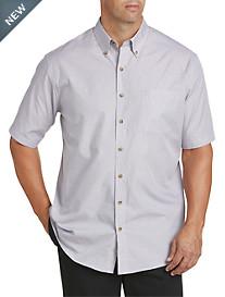 Harbor Bay® Easy-Care Stripe Sport Shirt