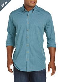 Harbor Bay® Small Check Sport Shirt