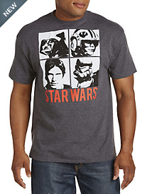 Star Wars™ Retro Square Graphic Tee