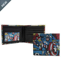 Marvel® Captain America Bifold Wallet
