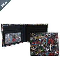 Marvel® Multi-Character Bifold Wallet
