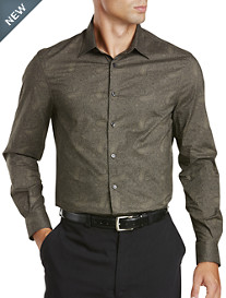 Perry Ellis® Gothic Paisley Sport Shirt
