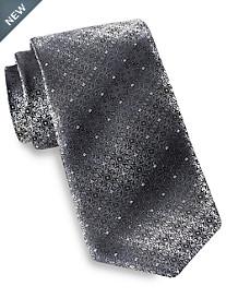 Synrgy™ Diamond Floral Ombré-Patterned Tie