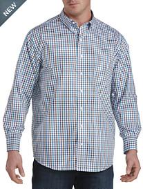 Oak Hill® Small Check Sport Shirt