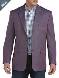 Oak Hill® Solid Jacket-Relaxer™ Sport Coat