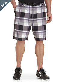 Reebok Speedwick Big Plaid Shorts