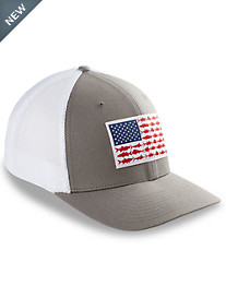 Columbia® PFG Fish Flag Baseball Cap