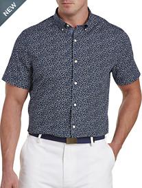 Nautica® Ditsy Print Sport Shirt