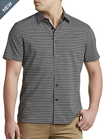 Perry Ellis® Diamond Dot Sport Shirt