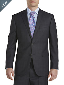 Geoffrey Beene® Plaid Deco Suit Jacket