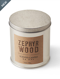 DXL Zepherwood Candle