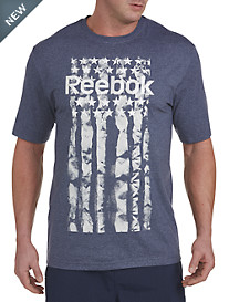 Reebok Stars and Stripes Tee