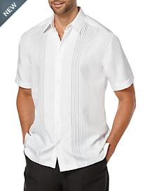 Cubavera® Embroidered Sport Shirt