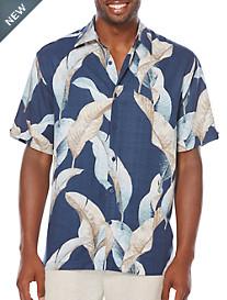 Cubavera® Insignia Palm Sport Shirt