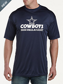 NFL 2017 Dallas Cowboys Performance Tee