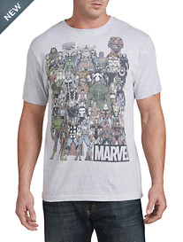 Marvel Master Edition Graphic Tee