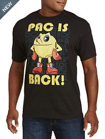 Vintage Pac Is Back Graphic Tee